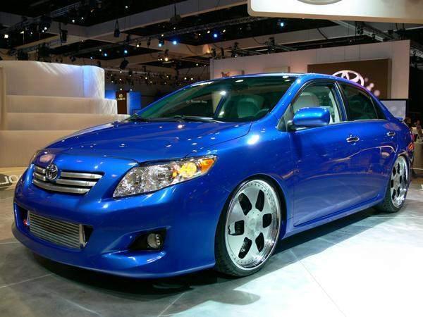 Toyota Corolla. Практичность и  приемлемая цена