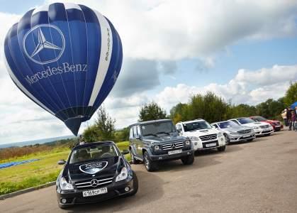 Что мы думаем о Mercedes Benz