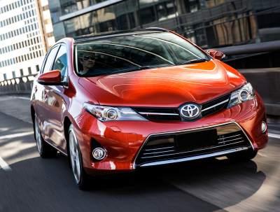 Для Toyota Corolla нет преград