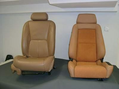 Оснащаем автомобиль комфортными  сиденьями