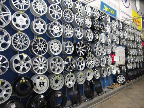 Выбор дисков для автомобиля