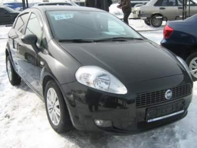 Удобный вариатор Fiat Punto