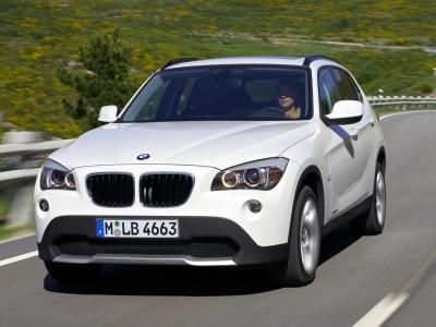 Обновленный BMW X1 уже в России